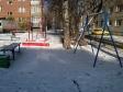 Екатеринбург, ул. Альпинистов, 18: детская площадка возле дома