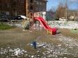 Екатеринбург, ул. Альпинистов, 2: детская площадка возле дома