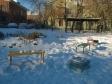 Екатеринбург, ул. Черняховского, 41А: площадка для отдыха возле дома