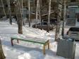 Екатеринбург, ул. Бородина, 15Б: площадка для отдыха возле дома