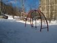 Екатеринбург, ул. Бородина, 7: детская площадка возле дома