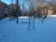 Екатеринбург, ул. Косарева, 3: детская площадка возле дома