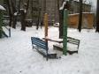 Екатеринбург, ул. Благодатская, 61: площадка для отдыха возле дома