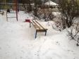 Екатеринбург, ул. Шишимская, 17: площадка для отдыха возле дома