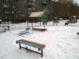 Екатеринбург, ул. Самолетная, 1: площадка для отдыха возле дома