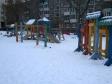 Екатеринбург, ул. Щербакова, 3/2: детская площадка возле дома