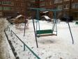 Екатеринбург, пер. Каслинский, 16: детская площадка возле дома