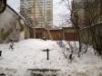 Екатеринбург, ул. Щербакова, 43: площадка для отдыха возле дома