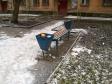 Екатеринбург, ул. Белинского, 181А: площадка для отдыха возле дома