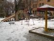 Екатеринбург, ул. Белинского, 183: детская площадка возле дома