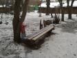 Екатеринбург, ул. Белинского, 183: площадка для отдыха возле дома