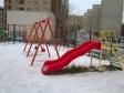 Екатеринбург, ул. Белинского, 177: детская площадка возле дома