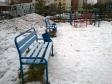 Екатеринбург, ул. Белинского, 177: площадка для отдыха возле дома