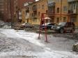 Екатеринбург, ул. Белинского, 173: спортивная площадка возле дома