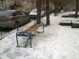 Екатеринбург, ул. Саввы Белых, 12: площадка для отдыха возле дома