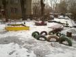 Екатеринбург, ул. Хуторская, 6: детская площадка возле дома
