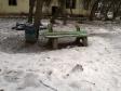 Екатеринбург, ул. Луганская, 13: площадка для отдыха возле дома