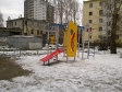 Екатеринбург, ул. Белинского, 200: спортивная площадка возле дома