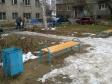 Екатеринбург, ул. Азина, 21: площадка для отдыха возле дома