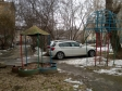 Екатеринбург, ул. Луначарского, 36: детская площадка возле дома